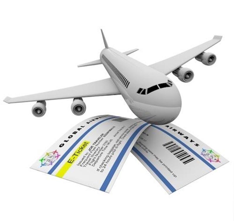 نرخ مصوب پروازهای داخلی 96